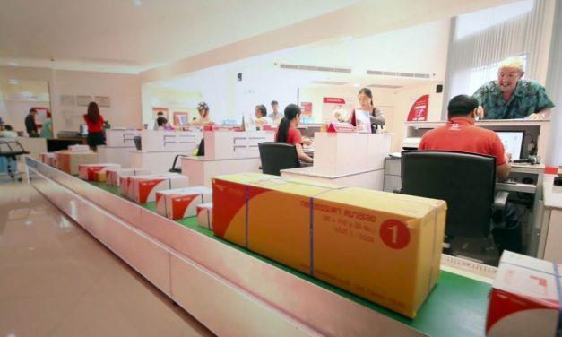 """ปักธง """"ไปรษณีย์ไทย 4.0"""" เน้นภายในเข้มแข็ง ภายนอกลูกค้าเป็นศูนย์กลาง  เดินหน้าแผนขยายเครือข่ายรองรับเขตเศรษฐกิจพิเศษของภาครัฐ"""