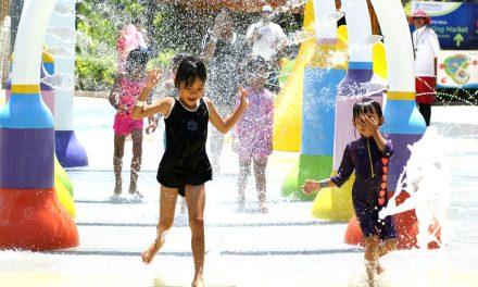สวนน้ำรามายณะ พัทยา จัดกิจกรรม CSR เปิดบ้านมอบความสุขแก่เด็กและเยาวชน