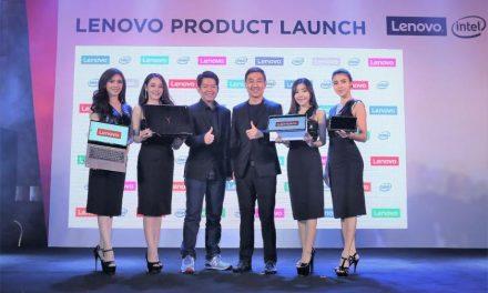 เลอโนโว เปิดตัวกองทัพผลิตภัณฑ์รุ่นใหม่ล่าสุดเพื่อตอบโจทย์การใช้งานของผู้บริโภคได้ทุกที่ ทุกเวลา