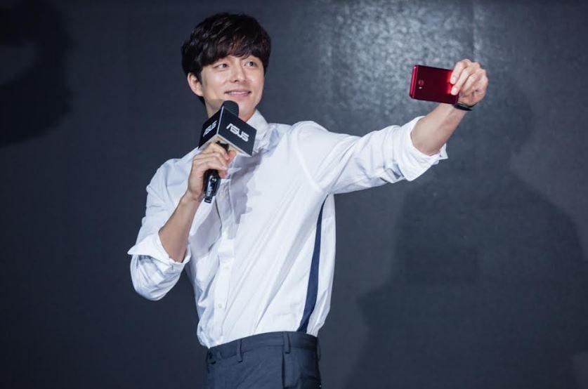 เอซุส ดึง กงยู นั่งแท่นแบรนด์แอมบาสเดอร์คนใหม่ของ ZenFone 4