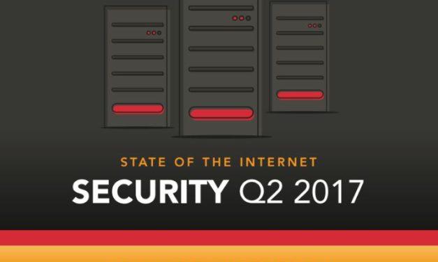 รายงานสถานะความปลอดภัยบนอินเทอร์เน็ตประจำไตรมาสที่ 2 ของปี 2017 / รายงานสถานะความปลอดภัยวิเคราะห์การกลับมาของมัลแวร์ PBOT; การสร้างสุ่มชื่อโดเมนด้วยเทคนิค; ความสัมพันธ์ระหว่างคำสั่งและการควบคุม Mirai และเป้าหมายการโจมตี
