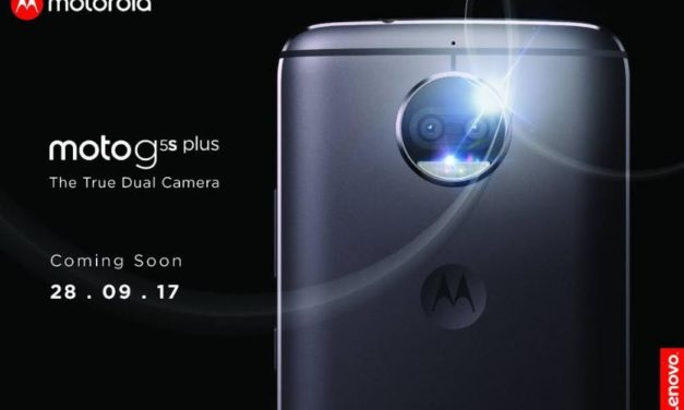 ครั้งแรกกับการเปิดตัว!  สมาร์ทโฟนเลนส์กล้องคู่ (Dual-Lens Camera) จากโมโตโรล่า พร้อมกันทั่วประเทศเร็วๆนี้