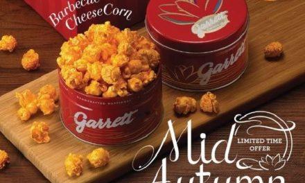 ของขวัญสุดพิเศษ Mid-Autumn Gift Set สำหรับเทศกาลแห่งฤดูใบไม้ร่วง เพื่อมอบให้คนพิเศษจากร้าน Garrett Popcorn ทั่วประเทศไทย