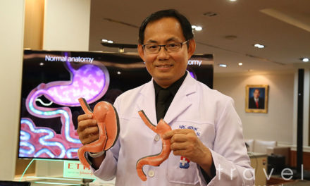 ร.พ.กรุงเทพ เผยยิ่งอ้วนมาก! โรคแทรกซ้อนยิ่งอันตราย  แนะเทคนิคผ่าตัดขนาดกระเพาะอาหาร  เพื่อลดน้ำหนัก รักษาโรคอ้วน ลดเสี่ยง ลดโรค