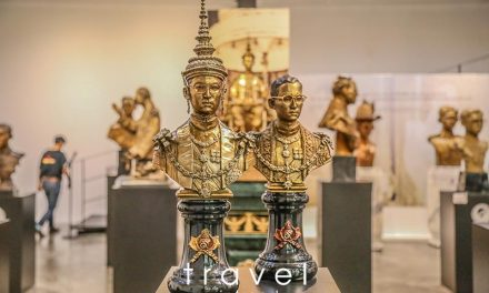 """""""พ่อไม่ได้จากไปไหน"""" นิทรรศการพระบรมรูปในหลวงรัชกาลที่  9 ครั้งแรกมากที่สุดในประเทศไทย"""