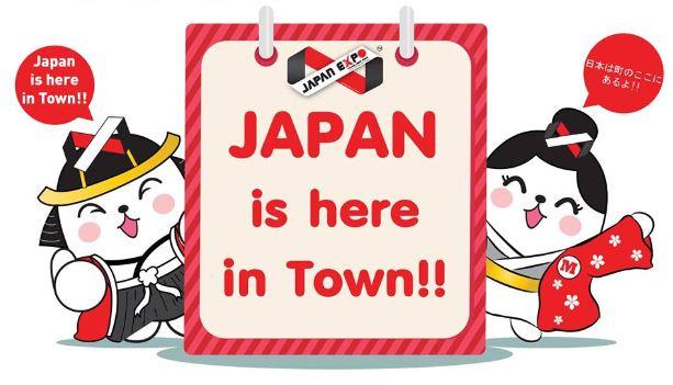 สายกินห้ามพลาด!!!ลิ้มรสความอร่อยกับรสชาติญี่ปุ่นขนานแท้ร้านดังจากญี่ปุ่น!!! เต็มอิ่ม 3 วัน!!! ในงาน Japan Expo Thailand2018 ครั้งที่ 4