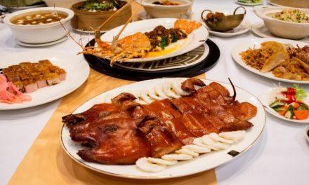 เฮงรับตรุษจีนกับเมนูมงคลที่ห้องอาหารจีน ลก หว่า ฮิน
