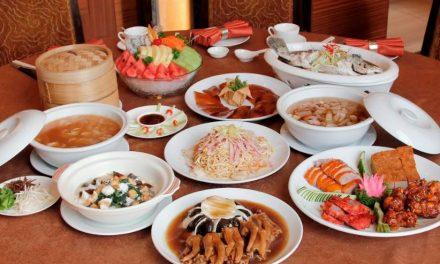 โต๊ะจีนฮ่องเต้ ซื้อ 1 โต๊ะ ฟรี 1 โต๊ะ ที่โรงแรม เดอะ แกรนด์ โฟร์วิงส์ คอนเวนชั่น กรุงเทพฯ
