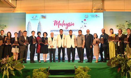 การท่องเที่ยวมาเลเซียโปรโมทแคมเปญยักษ์ใหญ่ 'Visit Malaysia Year 2020' ในงาน Malaysia Appreciation Night หวังดึงนักท่องเที่ยวทั่วโลก 36 ล้านคน