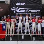 วุฒิกร นำทีม AAS Motorsport ประกาศศักดาขึ้นครองโพเดี้ยมในรุ่น Super Car GTM Plus
