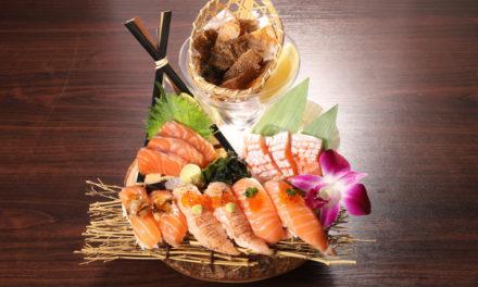 อุวะจิมะ ชวนอร่อยแบบสดๆเต็มคำกับเมนูจากปลาแซลมอน