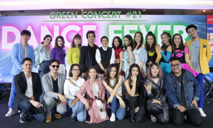 GREEN CONCERT # 21 Dance Fever ฉลองบัตร Sold Out! ในพริบตา