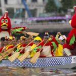 """ฮ่องกงเปิดศึกชิงชัยเหนือสายน้ำใน """"เทศกาลการแข่งขันเรือมังกร"""" ร่วมส่งเสียงเชียร์สุดเร้าใจ พร้อมกิจกรรมความบันเทิงอัดแน่น มิถุนายนนี้"""