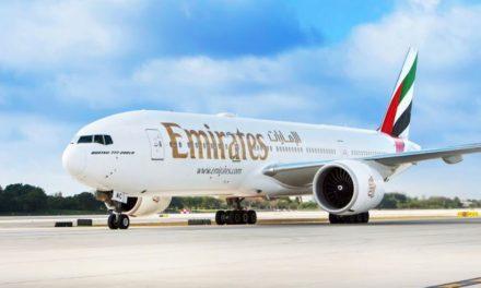 เอมิเรตส์ เปิดเส้นทางบินใหม่สู่ซานเตียโกเดชีเล ผ่านทางเซาเปาโล