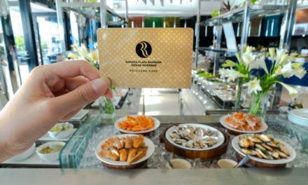บัตรสมาชิกที่ให้มากกว่าส่วนลด Ramada Plaza Bangkok Menam Riverside Privilege Card