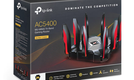 คอเกมส์เตรียมเฮ! TP-Link ปล่อยเกมมิ่งเราเตอร์รุ่นใหม่ Archer C5400X รุกเครือข่ายความบันเทิงที่สมบูรณ์แบบในประเทศไทย