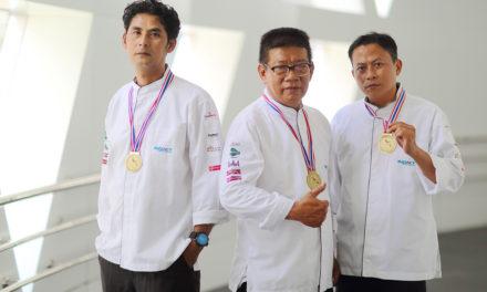 อิมแพ็ค คว้ารางวัลอันดับ 1 แข่งขันแกะสลักน้ำแข็งประเภททีม ในรายการแข่งขัน Thailand's International Culinary Cup 2018 ครั้งที่ 24