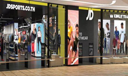 'เจดี สปอร์ตส์' ร้านชั้นนำระดับโลก เตรียมเปิดสโตร์แห่งแรกในประเทศไทย ที่ไอคอนสยาม