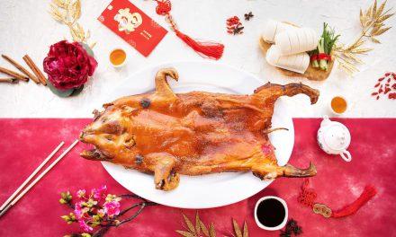"""เฉลิมฉลองเทศกาลตรุษจีนพร้อมต้อนรับปีหมูด้วย """"เมนูหมูหัน"""" ณ แอตติจูด รู้ฟท้อปบาร์ แอนด์ เรสเตอรองท์"""