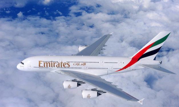 FLY BETTER กับเอมิเรตส์ในปี 2562 นี้ เปิดโลกการผจญภัยต้อนรับปีใหม่กับบัตรโดยสารราคาสุดพิเศษจากเอมิเรตส์ พร้อมรับคะแนนไมล์สะสมคูณสองสำหรับสมาชิก Emirates Skywards