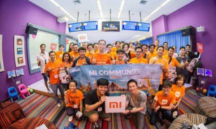 เสียวหมี่ จัดงาน Mi Fans Thank You 2018 ขอบคุณแฟนพันธุ์แท้ในประเทศไทย