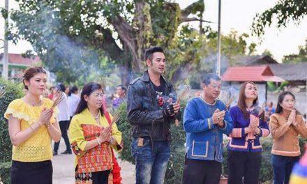 พะเยา จัดงาน 'ประเพณีปู่จาพญาลอ' กระตุ้นท่องเที่ยวก่อนสงกรานต์