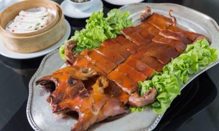 ฉลองเทศกาลตรุษจีนรับปีหมูมงคล ณ ห้องอาหารแทพเพสทรี โรงแรมคลาสสิค คามิโอ ระยอง