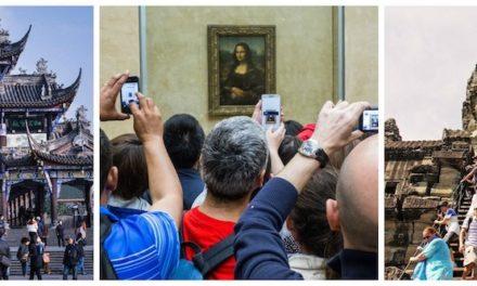 เปิดตัวสมาคมการท่องเที่ยวโลกเพื่อมรดกวัฒนธรรมรับมือปัญหา Overtourism