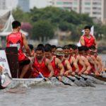 การแข่งเรือยาวช้างไทย การกุศล ชิงถ้วยพระราชทานสมเด็จพระเจ้าอยู่หัว ครั้งแรกของประเทศไทยเริ่มต้นพร้อมความสนุกครบรส
