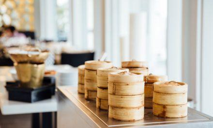 ติ่มซำ บุฟเฟ่ต์ มื้อพิเศษทุกวันเสาร์  มา 4 จ่าย 3 ตลอดเดือนเมษายน 2562  ณ ห้องอาหาร แทพเพสทรี โรงแรมคลาสสิค คามิโอ อยุธยา
