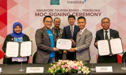 การท่องเที่ยวสิงคโปร์ จับมือ ทราเวลโลก้า  ชวนนักท่องเที่ยวอาเซียนเยือนสิงคโปร์