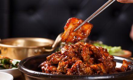 อิ่มฟินคุ้ม! อร่อยไม่อั้นกับเทศกาลบุฟเฟ่ต์อาหารเกาหลี 7 – 9 พฤษภาคม 2562 นี้เท่านั้น! ณ โรงแรมคลาสสิค คามิโอ ระยอง