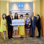 เคป & แคนทารี โฮเทลส์ มอบเงินบริจาค 500,000 บาท  ให้แก่มูลนิธิเด็กโสสะแห่งประเทศไทย ในพระบรมราชินูปถัมภ์