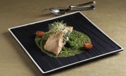 เทศกาลปลาแซลมอน & ปลาเทราต์  ดินเนอร์อาหารอิตาเลียนมื้อพิเศษ 14 – 21 กรกฎาคม 62 นี้เท่านั้น!  ณ ห้องอาหารนัมเบอร์ 43 อิตาเลียน บิสโทร โรงแรมเคป เฮ้าส์ กรุงเทพฯ