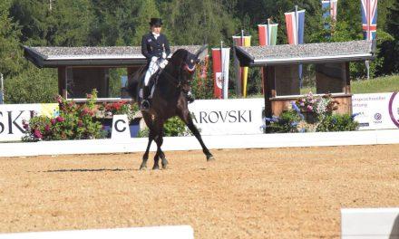 เจ้าฟ้าสิริวัณณวรีฯ ทรงเข้าร่วมการแข่งขันขี่ม้า ณ เมือง Fritzens ประเทศออสเตรีย
