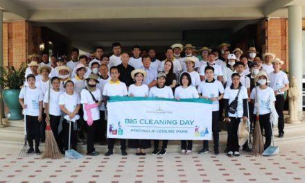 Phothalai Leisure Park จัดกิจกรรม Big Cleaning Day 2019