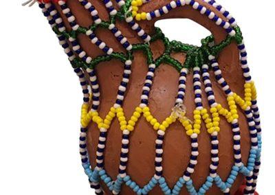 batch_แจกัน_ผลงานศิลปะสไตล์แอฟริกาที่นำมาจัดแสดงภายในงาน