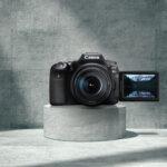 แคนนอน เผยโฉม Canon EOS 90D สุดยอดกล้อง DSLR รุ่นใหม่ล่าสุด ที่เก่งกาจในเรื่องโฟกัส ในราคาสบายกระเป๋า