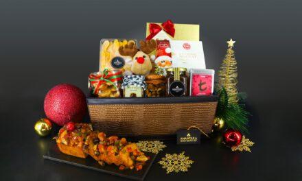 กระเช้าของขวัญ ส่งความสุขในเทศกาลสุขสันต์ ที่ โรงแรมอนันตรา สยาม กรุงเทพ วันที่ 11 พฤศจิกายน 2562 – 5 มกราคม 2563