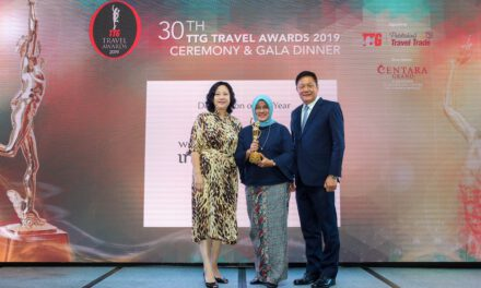 Bali คว้ารางวัล Destination of the Year จาก TTG Travel Awards 2019