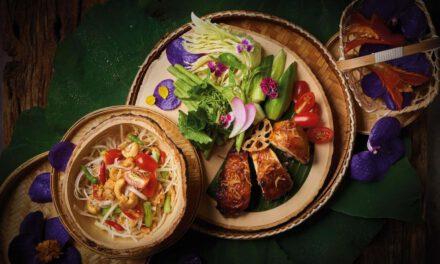อิ่มอร่อยกับบุฟเฟ่ต์อาหารไทย เทศกาลลอยกระทง ณ ห้องอาหารไทย สไปซ์ มาร์เก็ต โรงแรมอนันตรา สยาม กรุงเทพ