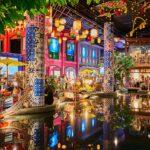 """""""เมืองสุขสยาม"""" ครบรอบ 1 ปี ขึ้นแท่นจุดหมายแห่งความสุขของนักท่องเที่ยวไทย-เทศ"""