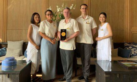 โรงแรมเคป นิทรา หัวหิน คว้ารางวัล GOLD CIRCLE AWARD 2019 จาก เว็บไซต์อโกด้า