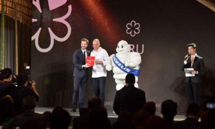 """ร้านอาหาร """"พรุ"""" โรงแรมตรีสรา ภูเก็ต ครองตำแหน่งรางวัล 1 ดาวมิชลินเป็นปีที่ 2 โดย มิชลิน ไกด์ ประเทศไทย ประจำปี 2563"""
