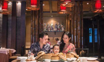 ฉลองเทศกาลตรุษจีนรับปีหนูทองที่ห้องอาหาร ลก หว่า ฮิน โรงแรมโนโวเทล กรุงเทพ สยามสแควร์