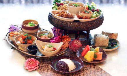 ลิ้มรสสำรับอาหารไทย 4 ภาค ณ ห้องอาหารไทย สไปซ์ มาร์เก็ต โรงแรมอนันตรา สยาม กรุงเทพ
