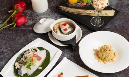ฉลองวันวาเลนไทน์กับคนพิเศษของคุณ ด้วยเซ็ทเมนูอาหารจีน ห้องอาหารจีนหลิว โรงแรมคอนราด กรุงเทพฯ