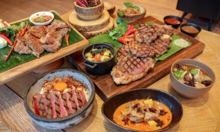 พระยา คิทเช่น เพิ่มทางเลือกความอร่อยอาหารไทย เสิร์ฟ 4 ธีมอาหารเย็นใน 1 สัปดาห์