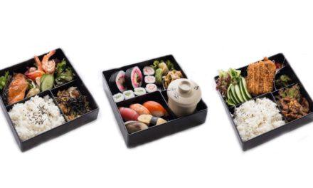 """โรงแรมคามิโอ แกรนด์ ระยอง ชวนคุณอิ่มอร่อยท้องไม่สะดุดแม้หยุดอยู่บ้าน กับบริการ """"เดลิเวอรี่"""" ชุดอาหารญี่ปุ่นสไตล์เบนโตะ"""