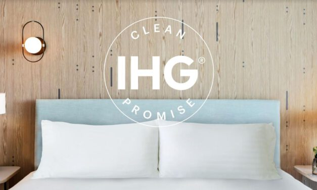 IHG Hotels & Resorts ปรับมาตรการรักษาความสะอาดรูปแบบใหม่